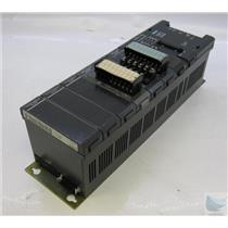 Siemens TI305-05B 9-Slot Card Cage with Modules