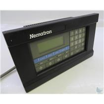 Nematron IWS 117 Industrial Workstation TESTED TO POWER ON SEE DESCRIPTION