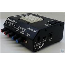JK Audio RemoteMix C+ Portable Broadcast Phone Hybrid Remote Mixer Handset Tap