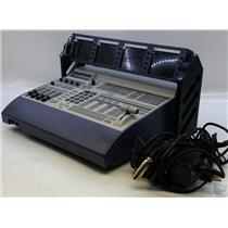 Datavideo SE-800 4-Channel NTSC Digital Video Switcher TLM-404 Quad LCD Monitor