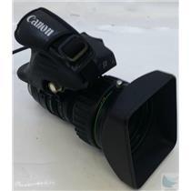 Canon YJ18X9BK 12U BCTV Professional Broadcast Video Lens Servo or Manual Zoom
