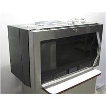 Whirlpool WMH76719CS-2 1800W Gold Series Over-The-Range Microwave - WORKING