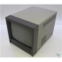 "JVC TM-A101G 9"" Color Security Broadcast CRT Display Monitor - TESTED & WORKING"