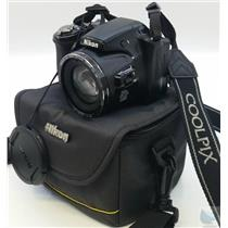 Nikon COOLPIX L830 16 MP CMOS Digital Camera with 34x Zoom Tested & Works Great!
