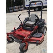 Toro Model 74915 Z Master Commercial Riding Mower - BACK TIRES FLAT