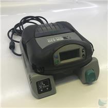 Zebra RW 420 USB Wired Network Mobile Thermal Printer w/ Dock WORKING