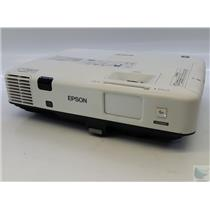 Epson Powerlite 1945W H471A 3LCD WXGA HDMI Projector with 778 Total Lamp Hours