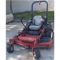 Toro Model 74915 Z Master Commercial Riding Gas Powered Mower - BREAK IN WELD