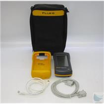Fluke Networks One Touch Series II Network Assistant Tester -TESTED & WORKING