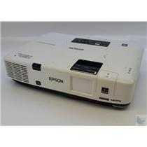 EPSON Powerlite 1925W HDMI Multimedia LCD Projector H314A w/ 358 Lamp Hours
