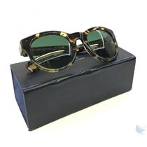 J Crew Sam Women's Sunglasses in Tokyo Tortoise Style E3726 w/ Case