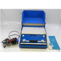 Maico MA20 Portable Audiometer TESTED & WORKING