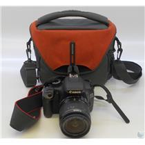 Canon EOS 550D DS126271 DSLR 18 Megapixel Digital Camera