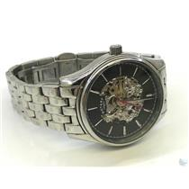 Rotary GB03876-04 Men's Automatic Stainless Steel Skeleton Watch From L & F
