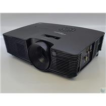 Optoma X312 3D XGA DLP Projector 20000:1 Contrast Ratio with 14 Lamp Hours