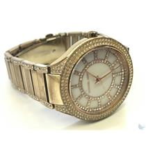 Michael Kors 5ATM MK-3313 Stainless Steel Women's Watch FOR PARTS From L & F