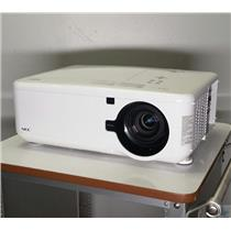 NEC NP4100 DLP Dual-Lamp Projector with 83% Lamp Life Remaining