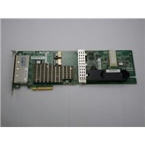HP 587224-001 SmartArray P812 PCIe x8 1GB SAS RAID Controller Card w/ Battery