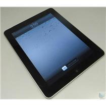 Apple iPad 1St Gen A1337 32GB Tablet iOS 5.1.1 Wi-Fi + 3G W/ Good AT&T IMEI