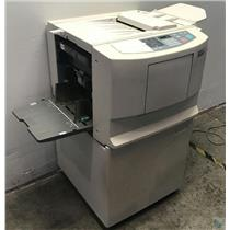 Risograph CRL610 UI Digital Duplicator FOR PARTS