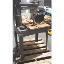 Rockwell Delta Model 12-RAS 3-Phase Industrial Radial Arm Saw - UNTESTED