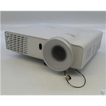 Optoma TX635-3D DLP Presentation Projector 81 Lamp Hours - Tested