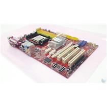 MSI MS-7369 Ver: 1.1 Motherboard K9N Neo V3 w/ AMD Athlon 64 LE-1620 2.40GHz