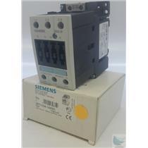 New Siemens 3RT1034-1AK60 Contactor AC-3 15kW 400V AC 110V 50Hz 120V/60Hz New