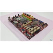 MSI P35 Neo-F Motherboard MS-7360 Ver: 1.0 w/ Intel Core 2 Duo E6750 2.66GHz