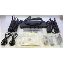 Compaq EO4501 Modular PDU Control Unit 1U Rackmount w/ Power Strips