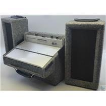 Audio Enhancement Wireless Receiver Amplifier Model 2001 Bundle Tested & Works!