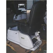 Petra S Type Series Whirlpool Pedicure Spa Chair - NONWORKING REMOTE