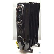 Honeywell HZ-789 Oil Radiant Electric Whole Room Heater