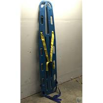 """North American Rescue NAR Spineboard 16"""" 72"""" 3"""" Blue"""