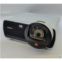 Sony SW125 3LCD Short Throw Projector with 913 Lamp Hours - TESTED WORKING