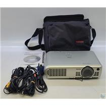 Toshiba TLP-S10 LCD Multimedia Projector w/ Case & Accessories 287 Lamp Hours