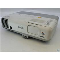 Epson Powerlite 96W H384A 3LCD WXGA Projector 0 Lamp Hours - TESTED WORKING