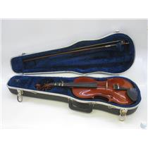 Andrew Schroetter 420 3/4-Size Violin w/ Case