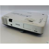 Epson Powerlite 1945W H471A 3LCD WXGA HDMI Projector with 2609 Total Lamp Hours