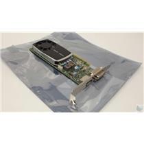 Dell Nvidia Quadro 600 PCI-e Video Card PWG0F 0PWG0F DisplayPort DVI