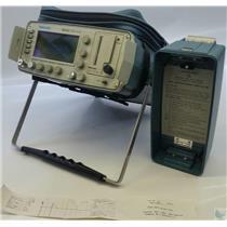 Tektronix 1503C Metallic TDR Cable Tester 'Time Domain Reflectometer' w/Printer