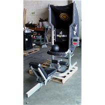 Ab Solo CT-3000 Model Core Training Machine - UPHOLSTERY TEARS