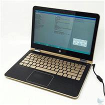 "HP Pavilion X360 m3 13.3"" Intel i5-7200U 2.5 GHz Laptop 8 GB RAM 128 GB SSD"