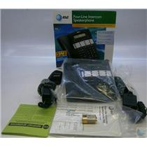 AT&T 944 4 Line Intercom Speakerphone Telephone