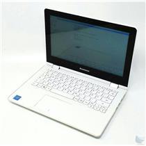 "Lenovo Yoga 300-11IBR 11.6"" Intel Celeron N3060 1.6 GHz Laptop 4 GB RAM NO HDD"