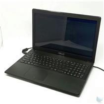 "Asus X551C 15.6"" Intel i3-3217U 1.8 GHz Laptop 4 GB RAM NO HDD"
