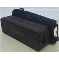 Anker SoundCore 2 Bluetooth Speaker w/ 24-Hour Playtime & Improved Low Frequency