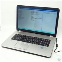 "HP ENVY 17-J 17.3"" Intel i5-3230M 2.6 GHz Laptop 6 GB RAM 500 GB HDD"