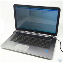 """HP Pavilion 17-G 17.3"""" Intel i3-5020U 2.2 GHz Laptop 6 GB RAM 500 GB HDD"""