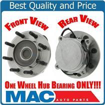 (1) 100% New Front Wheel Bearing Hub Assem. for 09-11 Ram 2500 Rear Wheel Drive